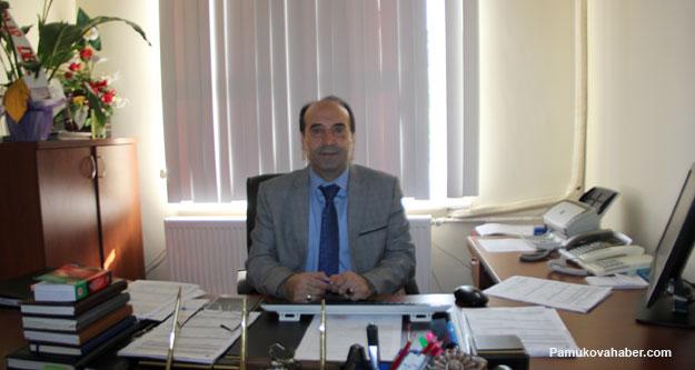 Pamukova'nın Yeni Seçim Müdürü Yaşar Durmuş