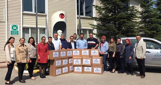 """SEDAŞ İyilik Gönüllüleri Minik Kalpler İçin El Birliği"""" Yaptı"""