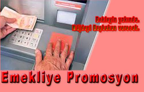 Bakan Müezzinoğlu'ndan Emekliye Promosyon Açıklaması!