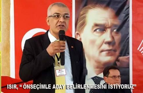 Chp Sakarya İl Örgütü Kontenjansız Milletvekilliği için çalışma başlattı.