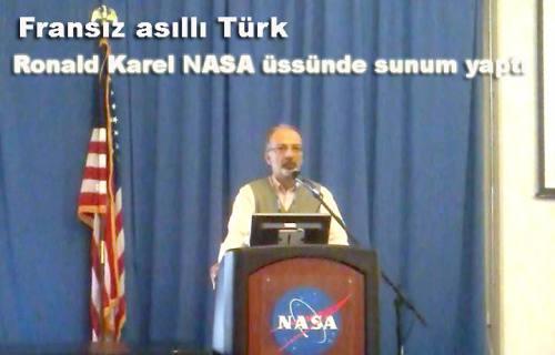 Depremi önceden tahmin eden Türk Ronald Karel seninle gurur duyduk.