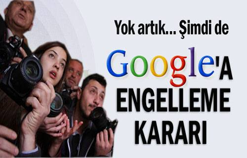 Google ve YouTube'a