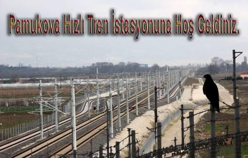 Hızlı Tren Pamukova da ne zaman duracak?