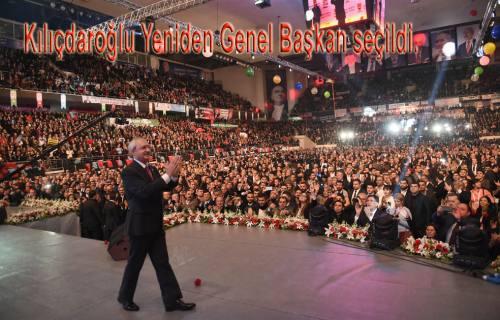 Kılıçdaroğlu Güven Tazeledi.