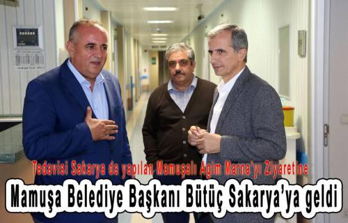 Kosova / Mamuşa Belediye Başkanı Sakarya'ya geldi.