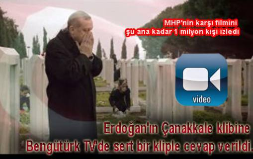 MHP'den o reklam filmi için şok iddia!