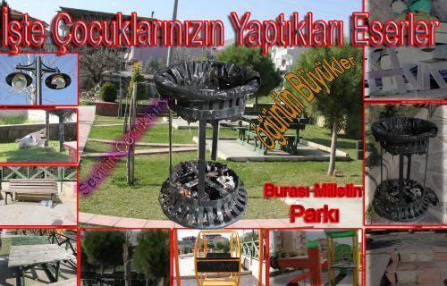 Pamukova da Parklar Saldırı Altında.