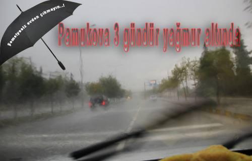 Pamukova da Sonbahar havası esiyor.