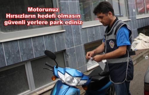Polisten uyarı!