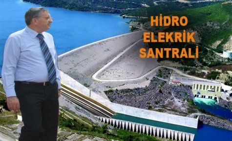Sakarya Nehri üzerine hidrolik santral