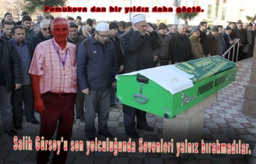 Salih Gürsoy'u kaybettik.