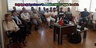 Akmercan GEPA doğalgaz çalışanlarına #039;Temel Afet Bilinci#039; Eğitimleri verildi.