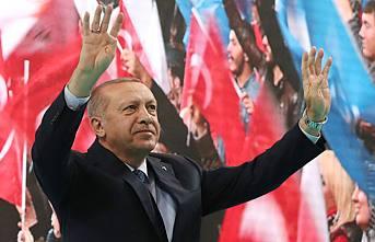 Cumhurbaşkanı Erdoğan Sakarya'ya geliyor