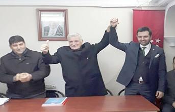 Saadet Partisi Pamukova başkan adayı Güven Övün