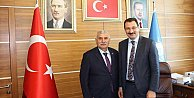 Cevat Keser Ali İhsan Yavuz ile Yerel Seçim Stratejilerini konuştu