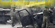 Afganistan da Taliban saldırısı; 1 Türk...