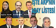 AKP GENEL MERKEZİ SAKARYA MİLLETVEKİLİ...