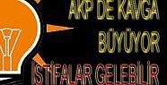 AKP'de kavga büyüyor.