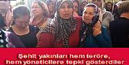 Asker annesinden Erdoğan ve Davutoğlu'na...