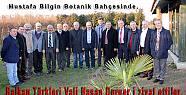 Balkan Türkleri Yöneticileri Sapanca da...