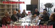 Balkan Türkleri Yöneticileri Sakarya da...