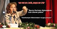 Birgül Ayman Güler'in Sakarya'daki...