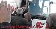 CHP Genel Başkanı Kemal Kılıçdaroğlu...