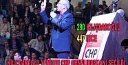 CHP Genel Başkanı Yeniden Kılıçdaroğlu...