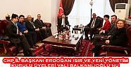 CHP Yeni İl Başkanı Isır ve Yönetimi...