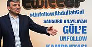 Cumhurbaşkanı Gül 2 Saatte 30 Bin Takipçi...