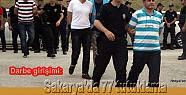 Darbe girişimi: Sakarya'da 77 tutuklama...