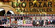 Eko Pazar ve Ayva Festivalinden canlı görüntüler.