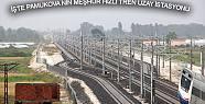 Hızlı Tren İstasyonu yeni seçime mi...
