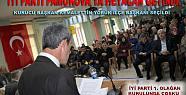 İYİ Parti 1. Olağan Genel Kurulu Pamukova...