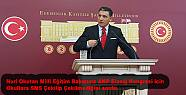 İYİ Parti'li Okutan'dan Milli Eğitim...