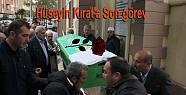 Kadıköy'ün eski Muhtarlarından Hüseyin...