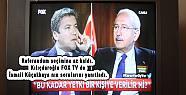 Kılıçdaroğlu; Foxtv de Referandum ile...