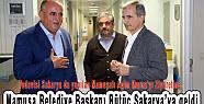 Kosova / Mamuşa Belediye Başkanı Sakarya'ya...
