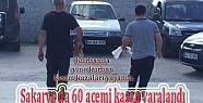 Kurban Bayramında Sakarya'da 60 acemi...