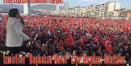 Meral Akşener Sakarya'dan sonra İzmirlilerle...