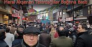 Meral Akşener'i Trakya Bağrına bastı