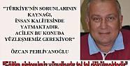 MHP MYK üyesi AV. Özcan Pehlivanoğlu...