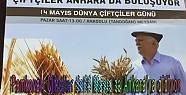 Pamkovalı Çiftçiler de14 Mayıs ta Ankara'ya...