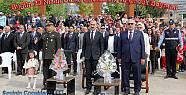 Pamukova da 23 Nisan coşku içinde kutlandı....