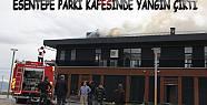 Pamukova Esentepe Sosyal Tesislerinde yangın...