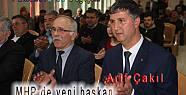 Pamukova MHP de yeni ve genç bir başkan...