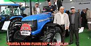 Pamukovalı Çiftçiler Bursa Tarım Fuarına...