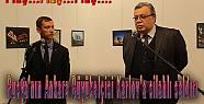 Rusya'nın Ankara Büyükelçisi Karlov'a...