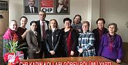 Sakarya CHP Kadın kolları Görev Bölümü...