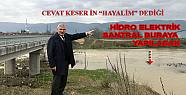Sakarya Nehri Üzerine bir Hidroelektrik...